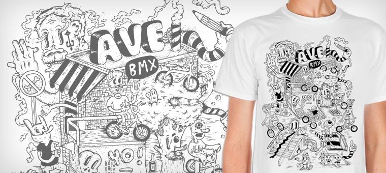 Nowe koszulki - Illustration